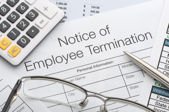 Notice of Termination Document Lacking Proper Notice Thereby Constituting as a Wrongful Dismissal Situation