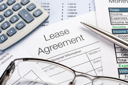 Residential Lease Document